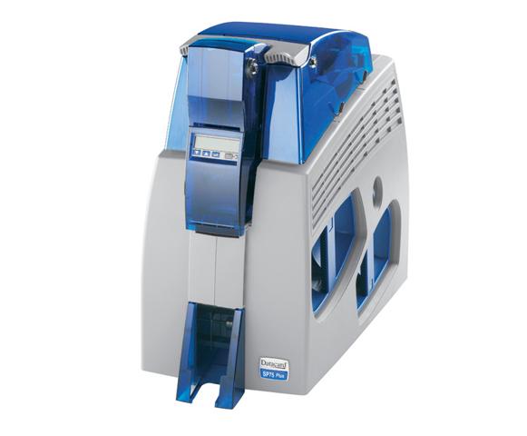 Принтер для пластиковых карт_Data card SP75 Plus Компания ForOffice 262114.000