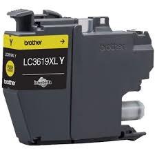 Картридж LC3619XLY картридж brother lc3619xly желтый