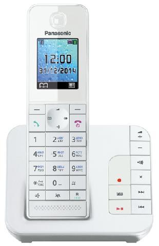 ������������ Panasonic KX-TGH220RUW