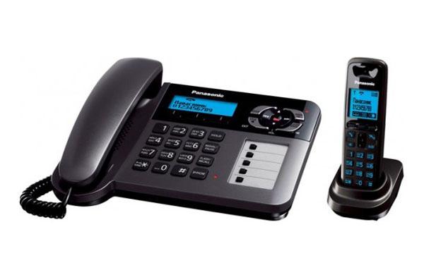 Радиотелефон_Panasonic KX-TG6451 RUT Компания ForOffice 3255.000
