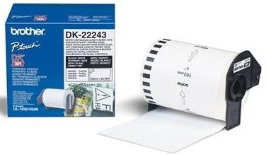 все цены на  Клеящаяся лента Brother DK22243  онлайн