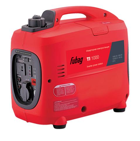 Fubag TI 1000 бензиновый генератор fubag ti 1000