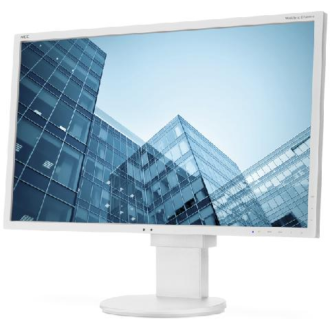 Монитор_22 NEC MultiSync EA224WMi silver/white Компания ForOffice