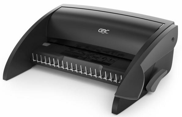 CombBind 100 брошюровщик gbc combbind 110 ручной на пластмассовую пружину 4401844 4401844