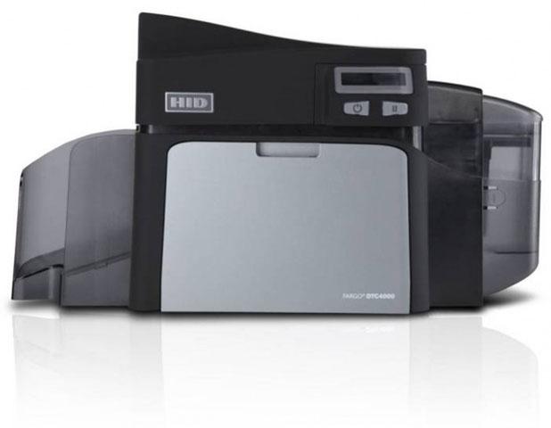 """Принтер для пластиковых карт_Fargo DTC4000 DS +Eth от Компания """"Форофис"""""""