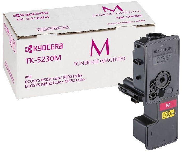Kyocera Тонер-картридж TK-5230M (1T02R9BNL0)