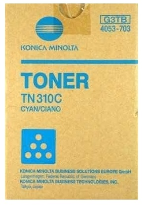 Тонер Konica Minolta TN-310C
