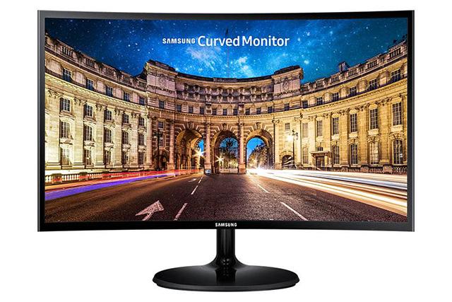 27 C27F390FHI Glossy-Black (LC27F390FHIXCI) monitor samsung 27 c27f390fhi black computer display