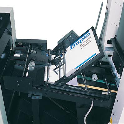 Соединительный транспортер с ручной докладкой листов LUL-HM