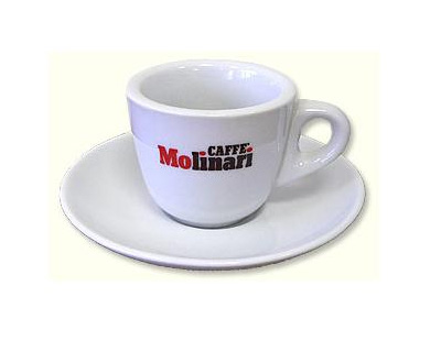 CAFFE Molinari Набор чашек «espresso» 6 шт. Компания ForOffice 1300.000