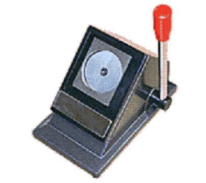 Вырубщик HF FGK для значков диаметром 37/38 мм (вырубка 48мм)