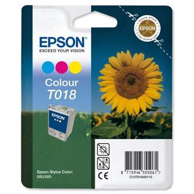 Картридж Epson C13T01840110
