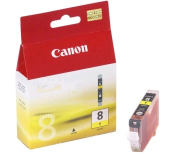 Чернильница Canon CLI-8Y