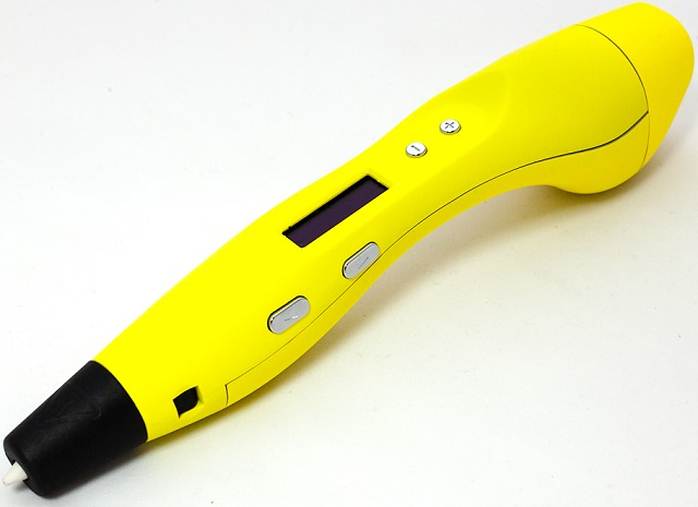3D ручка_MyRiwell RP400A, желтая (RP400AY)