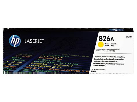 Картридж HP 826A CF312A hewlett packard hp многофункциональная лазерная аппаратура для печати копии факса сканирования