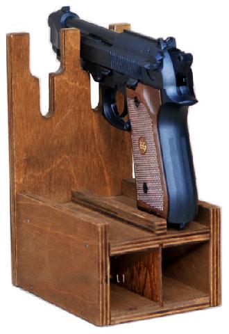 Купить Деревянный ложемент на 2 пистолета и обоймы в официальном интернет-магазине оргтехники, банковского и полиграфического оборудования. Выгодные цены на широкий ассортимент оргтехники, банковского оборудования и полиграфического оборудования. Быстрая доставка по всей стране