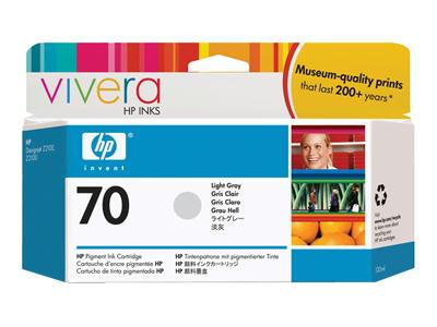 Картридж HP Pigment Ink Cartridge №70 Light Gray (Z2100/3100) (C9451A) картридж hp pigment ink cartridge 70 black z2100 3100 3200 c9449a