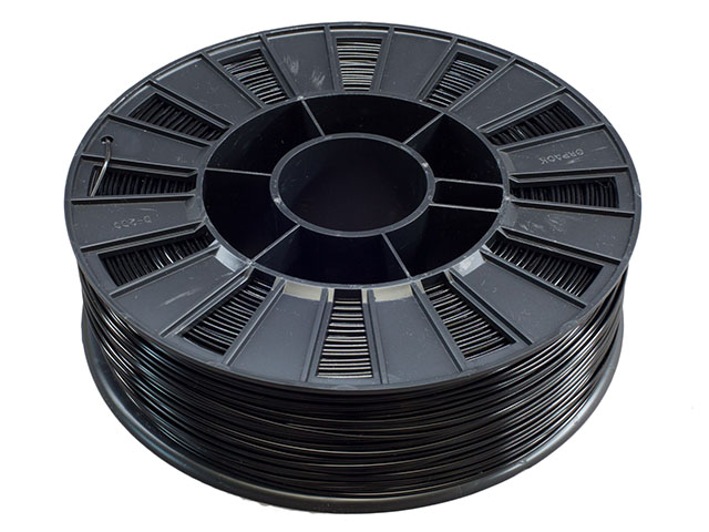 Пластик ABS черный 250гр