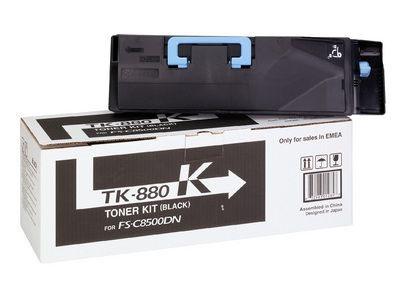 Тонер-картридж TK-880K malgrado business 46006 52601