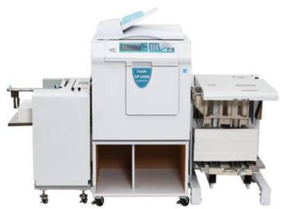 Купить Ризограф (дупликатор) Duplo DP-U950 Ultra HDi в официальном интернет-магазине оргтехники, банковского и полиграфического оборудования. Выгодные цены на широкий ассортимент оргтехники, банковского оборудования и полиграфического оборудования. Быстрая доставка по всей стране