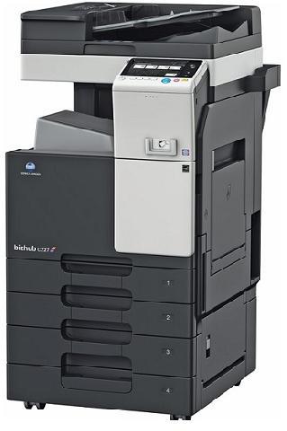 Многофункциональное устройство (МФУ) Konica Minolta bizhub C227 (A798021)