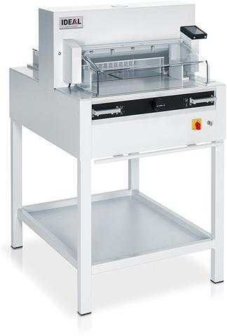 Купить Резак для бумаги Ideal 4855 в официальном интернет-магазине оргтехники, банковского и полиграфического оборудования. Выгодные цены на широкий ассортимент оргтехники, банковского оборудования и полиграфического оборудования. Быстрая доставка по всей стране