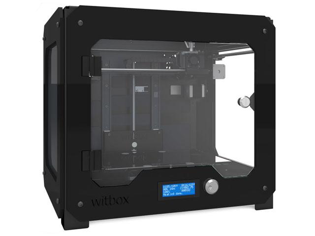 3D принтер_bq Witbox черный