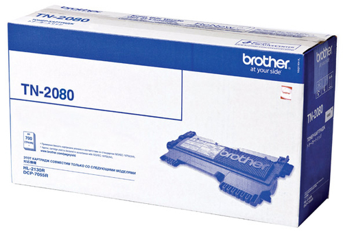 Тонер Brother TN-2080