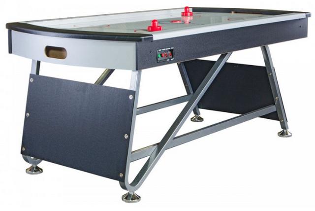 Игровой стол Аэрохоккей Maxi 2-in-1 (теннисная покрышка в комплекте)