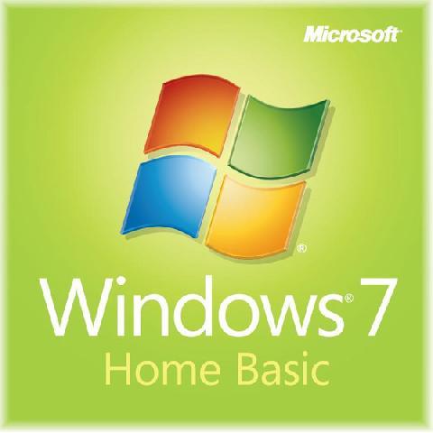 Windows 7 Home Basic (Домашняя базовая) 32-bit RU LCP OEM