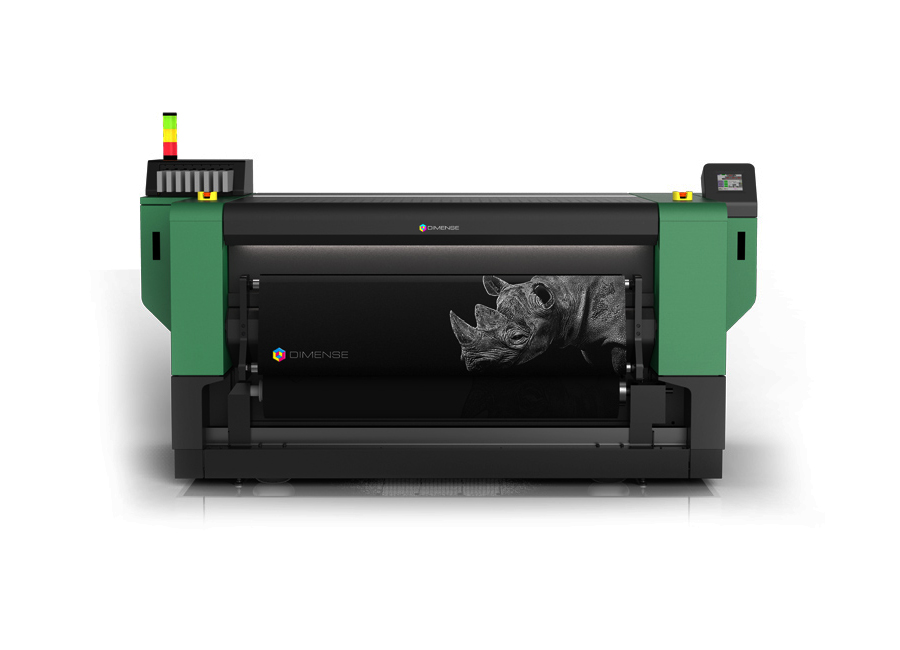 Латексный плоттер для рельефной печати Dimensor S free shipping eco solvent printer wit color xuli titanjet dx7 print head cover part f189010 f196000 dx7 head cover adapter