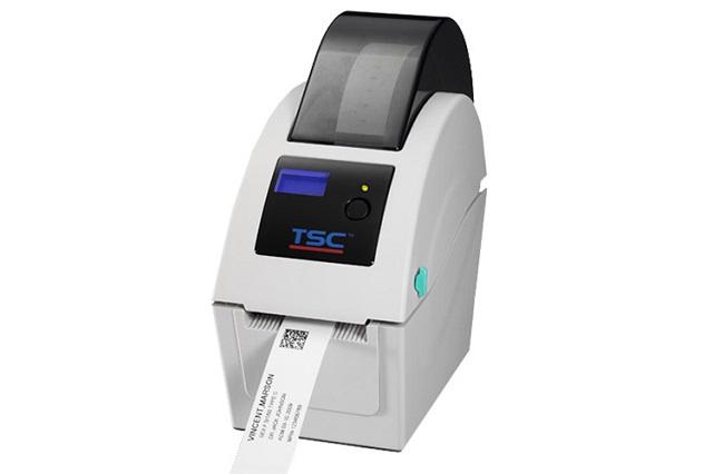 Термопринтер печати браслетов TSC TDP-324W+Ethernet