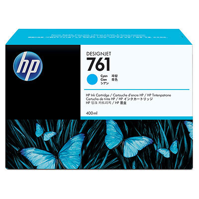Картридж HP №761 Designjet Cyan (CM994A) for hp761 magenta cyan prinhead for hp 761 t7100 t7200 ch646a