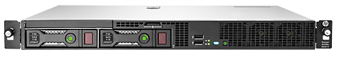 HP ProLiant DL320e G8 717170-421