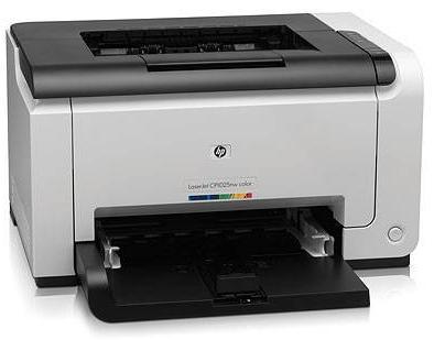 Принтер_HP Color LaserJet Pro CP1025nw (CE914A/CE918A)
