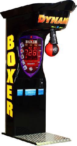 Игровой автомат_Боксерская груша Boxer Dynamic