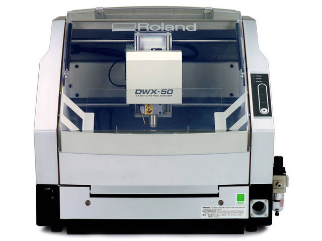 Гравировально-фрезерная машина_Roland DWX-50