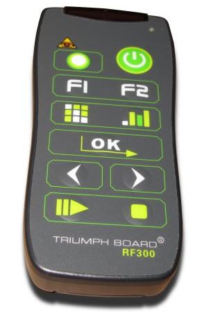 Интерактивная система голосования_Дополнительный пульт преподавателя TRIUMPH RF Pad для систем TB Voting RF300 Компания ForOffice 1579.000