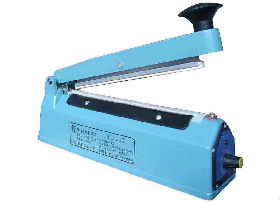 Ручной импульсный запайщик FS-300 (пластиковый корпус) ручной импульсный запайщик fs 200