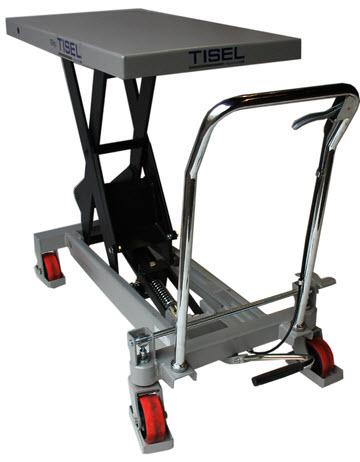 Купить Гидравлический подъемный стол Tisel HTG100 в официальном интернет-магазине оргтехники, банковского и полиграфического оборудования. Выгодные цены на широкий ассортимент оргтехники, банковского оборудования и полиграфического оборудования. Быстрая доставка по всей стране