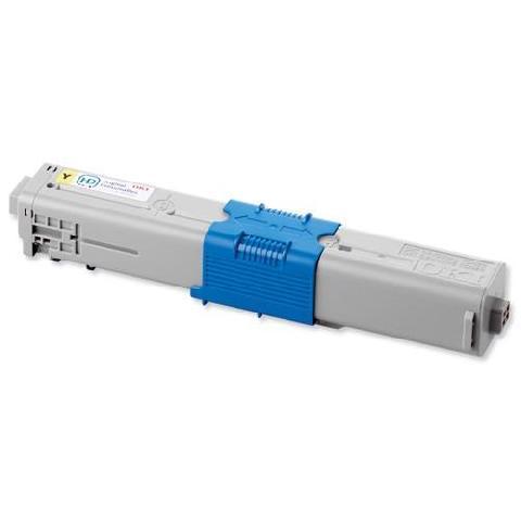 Тонер-картридж OKI TONER-Y-C301/321/MC332/342-1.5K-NEU (44973541) toner for oki 301 mfp for oki data 342 for oki data 321 new photocopier cartridge free shipping