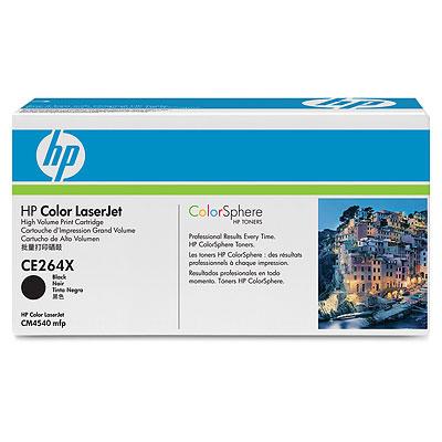 Тонер-картридж HP CE264X Компания ForOffice 8742.000
