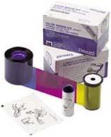 Картридж для печати DataCard YMCKT-K (534000-007)