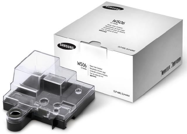 Емкость для отработанного тонера   CLT-W506