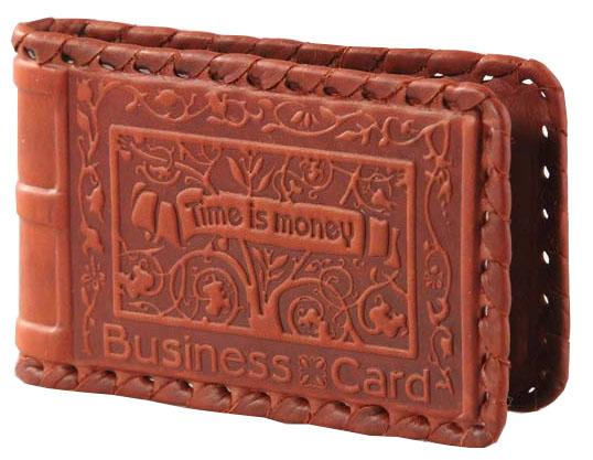 Визитница карманная 004-07-02M