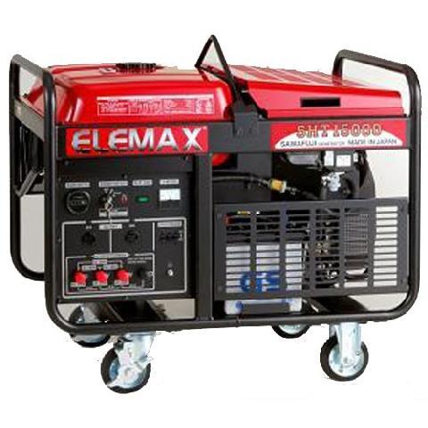 Купить Бензиновый генератор Elemax SH 15000 R в официальном интернет-магазине оргтехники, банковского и полиграфического оборудования. Выгодные цены на широкий ассортимент оргтехники, банковского оборудования и полиграфического оборудования. Быстрая доставка по всей стране