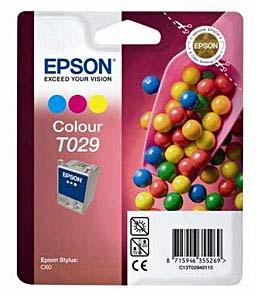 Картридж Epson C13T02940110