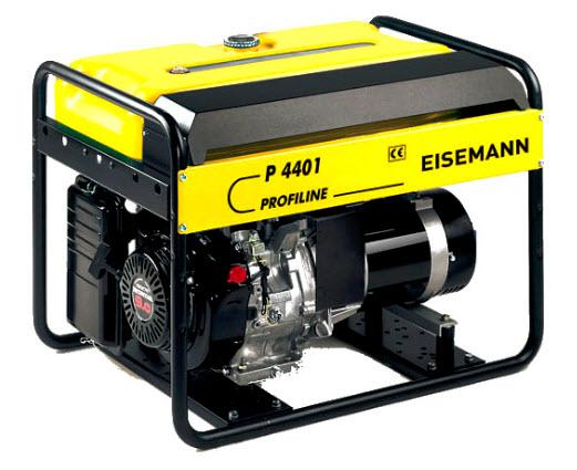 Бензиновый генератор_Eisemann P 4401 E
