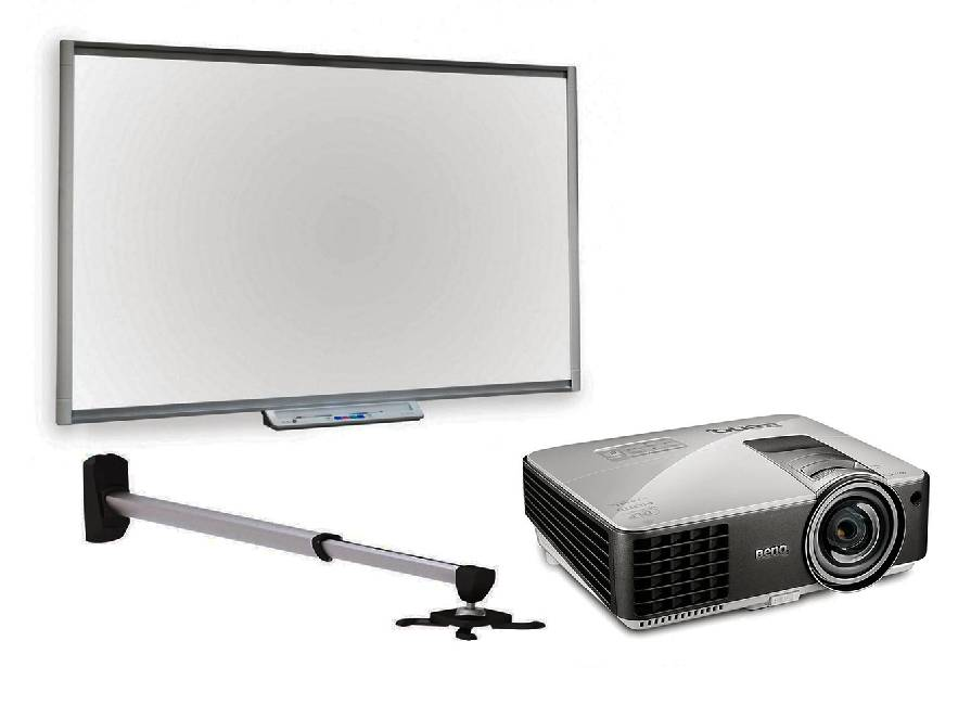 Картинка проектор и экран