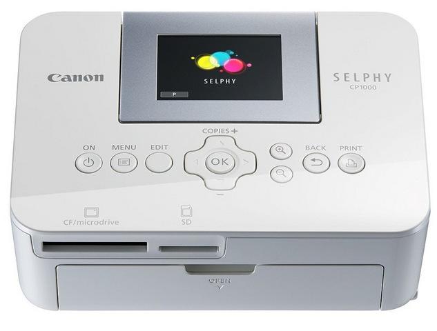 Купить Компактный фотопринтер Canon Selphy CP1000 (белый) в официальном интернет-магазине оргтехники, банковского и полиграфического оборудования. Выгодные цены на широкий ассортимент оргтехники, банковского оборудования и полиграфического оборудования. Быстрая доставка по всей стране